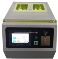Newest tablet and cell phone waterproof vacuum nano coating machine